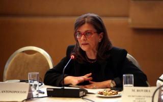 Αντωνοπούλου: Στοίχημα για όλους να αναδείξουμε το πρόσωπο της κοινωνικής οικονομίας