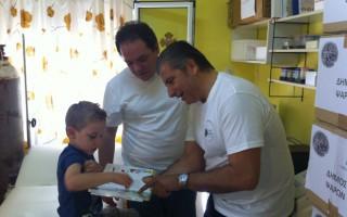 Χιλιάδες επισκέψεις ανασφάλιστων πολιτών έχει δεχθεί το Ιατρείο Κοινωνικής Αποστολής