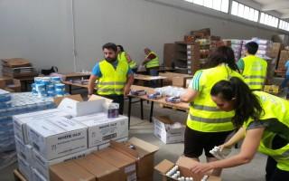 Εγγραφές στην «Αποστολή» για επισιτιστική βοήθεια
