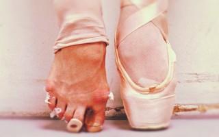 Το μπαλέτο είναι για πολύ σκληρές γυναίκες
