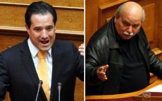 Γεωργιάδης σε Βούτση: Να σκεφτείτε που πάτε την Ελλάδα