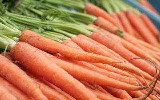 Καρότα κατά της ακμής