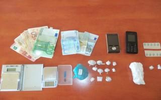 Συνελήφθησαν έπειτα από αγοραπωλησία ναρκωτικών
