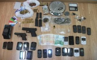 Πέντε διακινητές ναρκωτικών στα χέρια της ΕΛ.ΑΣ.