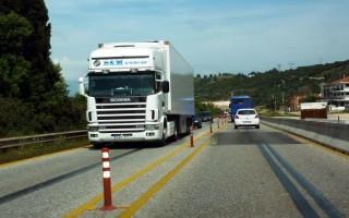 Kυκλοφοριακές ρυθμίσεις στην νέα εθνική οδό Πατρών - Κορίνθου