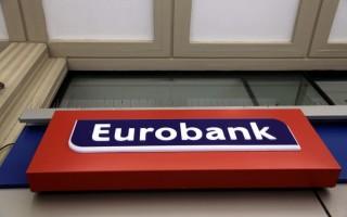 Η Eurobank ανακοίνωσε καθαρά κέρδη 27 εκ. ευρώ για το Α΄ τρίμηνο του 2019
