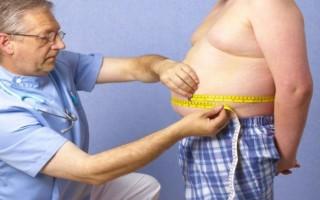 Ένας στους τέσσερις θα είναι παχύσαρκος το 2045