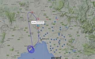 Αναγκαστική προσγείωση αεροσκάφους στη Μελβούρνη