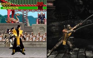 Μεταρρυθμισμένοι χαρακτήρες video games