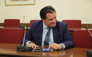 Γεωργιάδης: Θα υπηρετήσω όποια θέση επιλέξει ο πρόεδρος