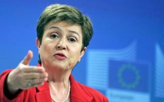 Έτοιμη ν΄ αναλάβει το τιμόνι του ΔΝΤ η Κρισταλίνα Γκεοργκίεβα