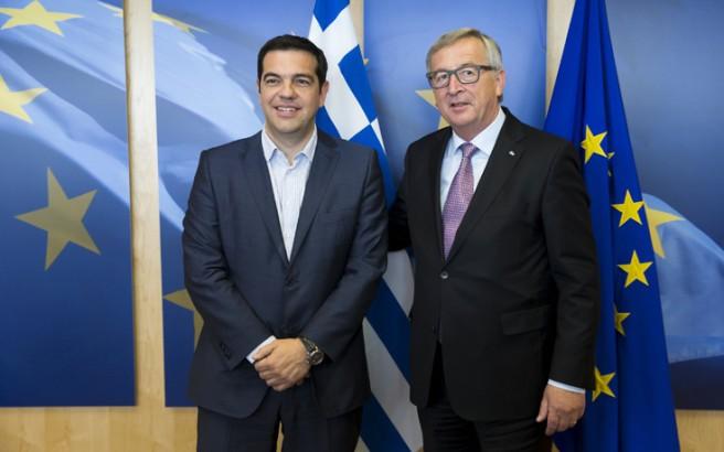 Συνάντηση Τσίπρα-Γιούνκερ την Πέμπτη στη Θεσσαλονίκη