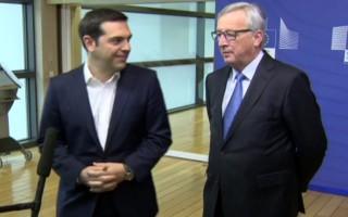 Επαφές Τσίπρα αύριο με Γιούνκερ για τα 2 δισ. ευρώ