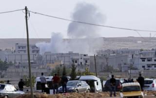 Οι Τούρκοι βομβάρδισαν στόχο μια «ανάσα» από τη βάση των κομάντο των ΗΠΑ στο Κομπάνι