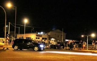 Έλεγχος της Τροχαίας για αυτοσχέδιους αγώνες ταχύτητας στο Κερατσίνι