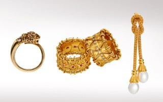 Εγκαίνια έκθεσης για την ιστορία των κοσμημάτων
