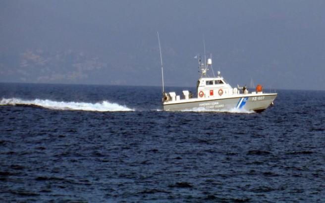 Εισροή υδάτων σε αλιευτικό σκάφος με δύο Έλληνες επιβαίνοντες ανοιχτά της Άνδρου