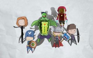 Σούπερ ήρωες από... καθημερινά αντικείμενα