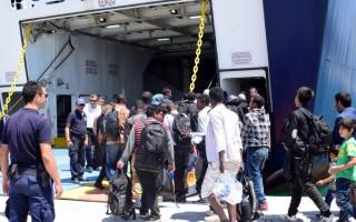 Βοήθεια για τις ροές μεταναστών ζητά ο δήμαρχος Λέσβου
