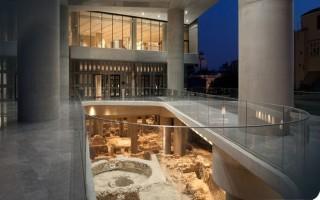 Τροπολογία για τη μεταφορά του προσωπικού του ΟΑΝΜΑ στο Μουσείο Ακρόπολης