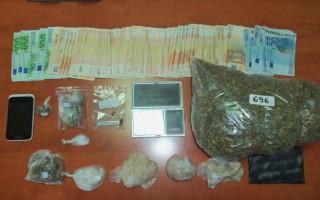 Στα χέρια της ΕΛ.ΑΣ. έμπορος ναρκωτικών στην Πολίχνη
