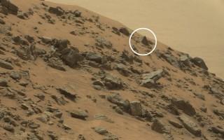 Τι αποκαλύπτει η «πυραμίδα» που εντοπίστηκε στον Άρη