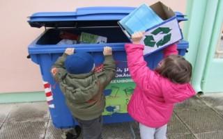 Παιδιά ανακύκλωση