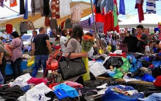 Περιορισμό των προϊόντων στα πανηγύρια ζητούν οι έμποροι της Αθήνας