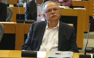 Παπαδημούλης: Η ένταση με την Τράπεζα της Ελλάδας πρέπει να πέσει