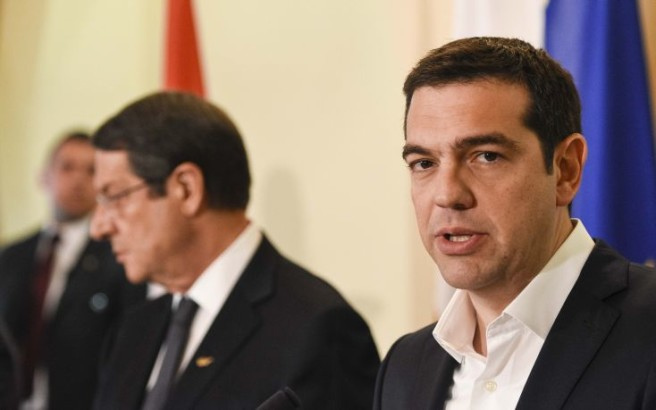 Τσίπρας: Λύση του Κυπριακού χωρίς εγγυητές και εγγυήσεις
