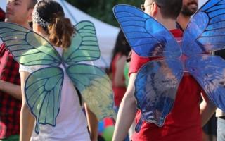 Μεγάλη η συμμετοχή στο Athens Pride 2015