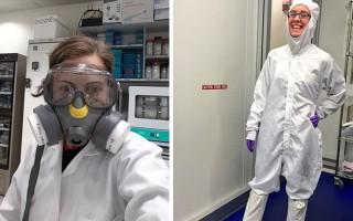Γυναίκες επιστήμονες ανεβάζουν «σέξι» φωτογραφίες τους