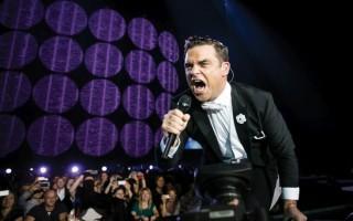 Δείτε βίντεο από τη συναυλία του Robbie Williams