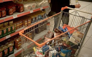 Αυξήθηκαν οι τιμές των τροφίμων τον Σεπτέμβριο