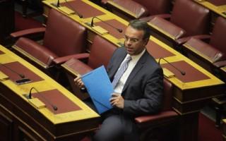 Σταϊκούρας: Η Ελλάδα μπαίνει σε καθεστώς ενισχυμένης εποπτείας