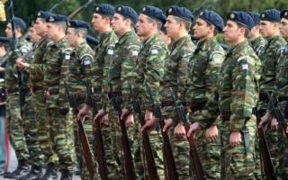 Στα «κάγκελα» η Νεολαία του ΣΥΡΙΖΑ για τη στρατιωτική θητεία