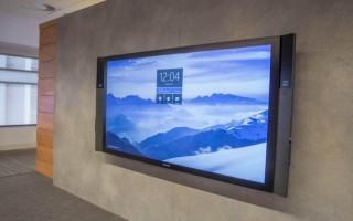 Surface Hub 84 ιντσών από τη Microsoft
