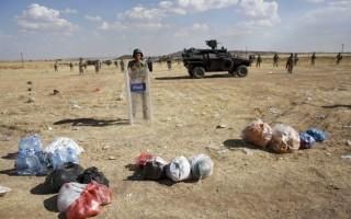 Πάνω από 160 νεκροί άμαχοι στο Κομπάνι