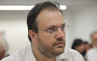 Θεοχαρόπουλος: Οι ιδέες του και οι αγώνες του αποτελούν μεγάλη παρακαταθήκη