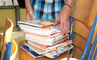 Έως το τέλος Ιουλίου θα έχουν ολοκληρωθεί οι διανομές βιβλίων στα σχολεία