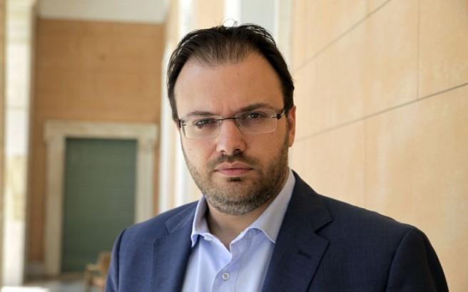 Θεοχαρόπουλος: Ψήφιση της Συμφωνίας των Πρεσπών και μετά εκλογές