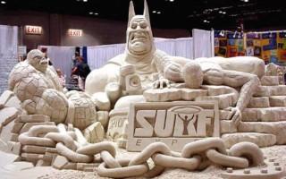 Τέχνη στην άμμο