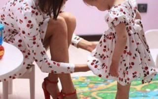 Μανάδες και κόρες ασορτί
