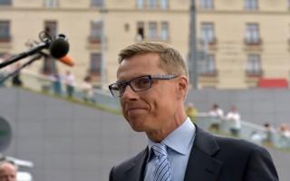 Υποψήφιος για την προεδρία της Κομισιόν ο πρώην πρωθυπουργός της Φινλανδίας