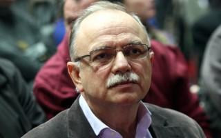 Παπαδημούλης: Η συμφωνία των Πρεσπών θα κυρωθεί ανεξάρτητα από τη θέση Καμμένου
