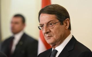 Αναστασιάδης: Ετεροβαρής λύση δεν θα συνιστά βιώσιμη επιλογή
