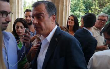 Θεοδωράκης: Να αποκατασταθεί η εμπιστοσύνη στην αγορά