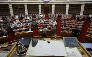 Ψηφίστηκε από τις Επιτροπές το νομοσχέδιο με τα νέα μέτρα