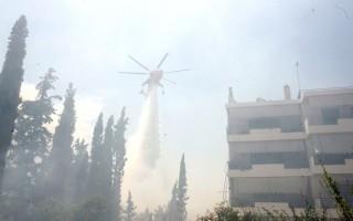 Απόλυτα σίγουρος ο δήμαρχος Ηλιούπολης ότι οι πυρκαγιές οφείλονται σε εμπρησμούς
