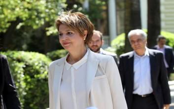 Τις πρωτοβουλίες του ΣΥΡΙΖΑ για τις μικρομεσαίες επιχειρήσεις ανακοίνωσε η Γεροβασίλη